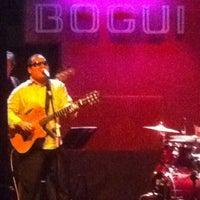 Photo taken at Bogui Jazz by Isabel C. on 1/21/2012