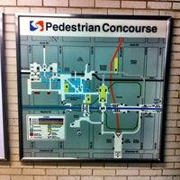 Photo taken at SEPTA MFL/TRL 15th Street Station by Jeff K. on 7/17/2011