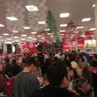 Photo taken at Target by Mellie O. on 12/24/2011