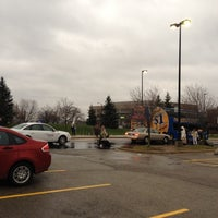 Photo taken at Megabus Stop by Matt G. on 12/4/2011
