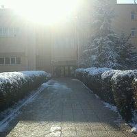 1/17/2012 tarihinde Atakan D.ziyaretçi tarafından Kimya Metalurji Fakültesi'de çekilen fotoğraf