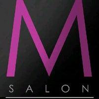 "Photo taken at ""M"" salon by kimarie group, kenananga wholesale city by Roy T. on 11/19/2011"