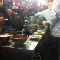 Photo taken at Chez Hattab | عند الحطّاب by Antar W. on 1/1/2012