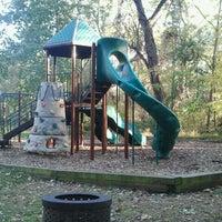 Photo taken at Riverfront Park by Ja'Neil W. on 10/30/2011