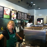 Photo taken at Starbucks by Carl A. on 8/20/2011