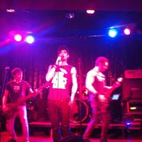 Photo taken at Canal Room by Maria S. on 8/25/2012