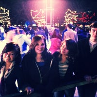 Photo taken at Devon Energy Ice Rink by Ashlee . on 12/28/2011