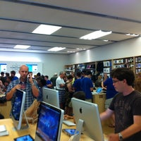 Photo taken at Apple Towson Town Center by Randy C. on 7/23/2011