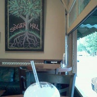 Photo taken at Singer Hill Cafe by Rachael A. on 9/23/2011