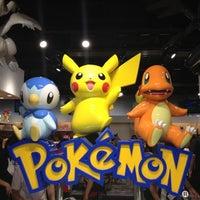 Foto diambil di Pokémon Center TOKYO oleh Yingfu D. pada 8/12/2012