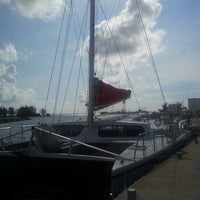 Photo taken at Cayman Islands Yacht Club by William K. on 9/11/2011