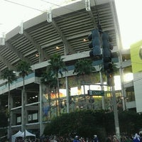 Photo taken at Camping World Stadium by Jeff S. on 12/30/2011