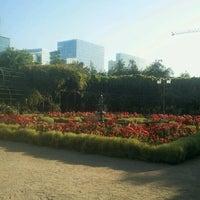 Foto tirada no(a) Parque Araucano por Cristopher P. em 11/25/2011