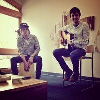 Photo taken at Instagram HQ by Daniel W. on 8/23/2012
