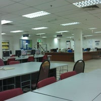 Photo taken at UTAR Sg Long Library by Sam C. on 4/19/2012