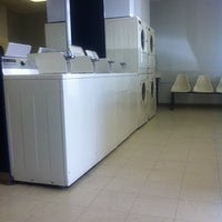 Photo taken at Homestyle Laundromat by Rick B. on 8/18/2011