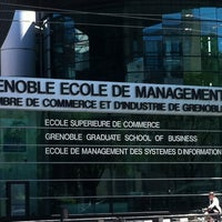 Foto scattata a Grenoble École de Management da Thomas F. il 8/29/2012