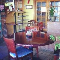 Photo taken at Cafe Cabaret by melissa t. on 12/3/2011
