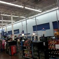 Photo taken at Walmart Supercenter by Dtm F. on 8/28/2012