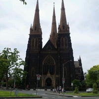Photo taken at German Lutheran Trinity Church by Miss H. on 12/25/2011