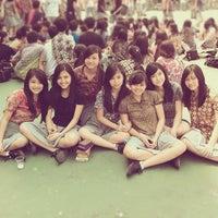 Photo taken at SMAK PENABUR Gading Serpong by leooonarrrd on 8/31/2012