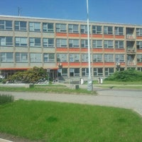 Photo taken at Provozně ekonomická fakulta ČZU (PEF) by Tomas P. on 5/6/2011