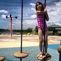 Photo taken at Three Oaks Recreation Area by Ben K. on 6/17/2012