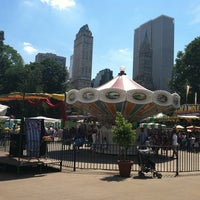 Photo taken at Victorian Gardens Amusement Park by Jerret W. on 8/13/2011