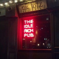 Photo taken at Idle Rich Pub by Brian S. on 6/17/2012