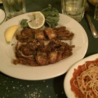 Photo taken at Mom and Dad's Italian Restaurant by Thomas L. on 11/5/2011