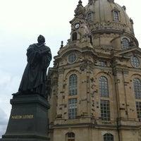 7/7/2012 tarihinde M U R A Tziyaretçi tarafından Martin-Luther-Denkmal'de çekilen fotoğraf
