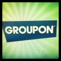 Photo taken at Groupon Brazil by Diogo A. on 3/1/2012