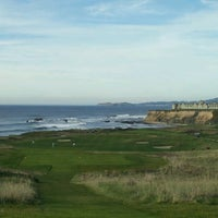 Photo taken at Half Moon Bay Golf Links by Jack C. on 11/26/2011