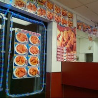 Photo taken at New York Fried Chicken by Derek M. on 10/2/2011