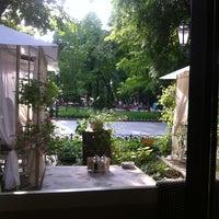 Photo taken at Jardin by Александр Б. on 8/8/2012