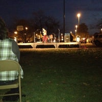 Photo taken at Wolf Field by Drew T. on 11/2/2011