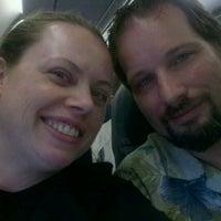 Photo taken at Delta Flight 2524 by Julie on 1/31/2011