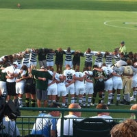 Photo taken at Corbett Soccer Stadium by m. r. on 8/26/2011
