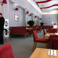 Photo taken at Tulip Inn Rosa Khutor by Alexander on 2/20/2012