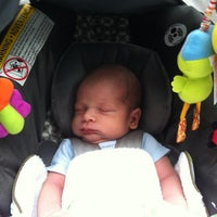 Photo taken at Ditmas Park CSA pickup by Paul C. on 6/13/2012