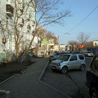 Photo taken at ост. Цирк by Макс У. on 3/12/2012