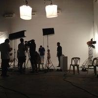 Photo taken at Superjeew Studio by nanal n. on 9/5/2012