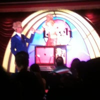 Photo taken at Laugh Factory by Ron R. on 5/10/2012