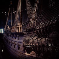 Photo taken at Vasa Museum by Krzysztof on 9/9/2012
