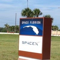 Photo taken at SpaceX by Barbie B. on 7/25/2012