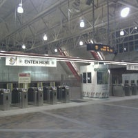 Photo taken at MBTA Alewife Station by Nguyen S. on 10/27/2011