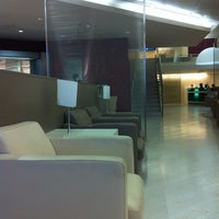 "Photo taken at Alitalia Lounge ""Giotto"" by Lamine F. on 8/31/2012"