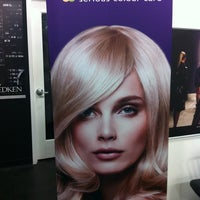 Photo taken at The Salon Professional Academy by MJ on 4/1/2012