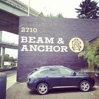 Photo prise au Beam & Anchor par Adam F. le7/22/2012