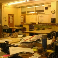 Photo taken at Jackson Middle School by Samuel P. on 9/27/2011